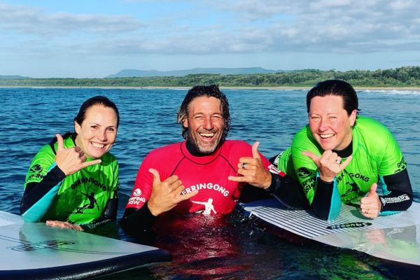 surfing veterans ptsd surf therapy gerroa